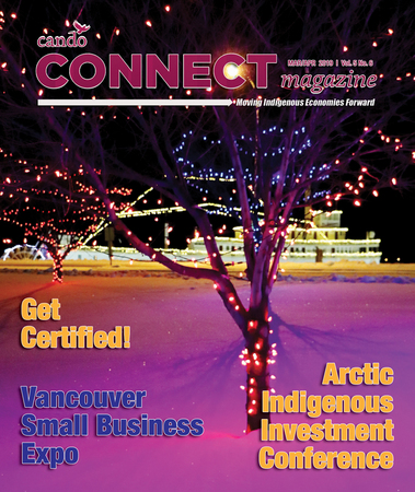 Cando Connect cover March-April 2019