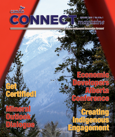 Cando Connect cover May-June 2019