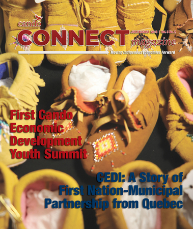 Cando Connect July-August 2018 cover